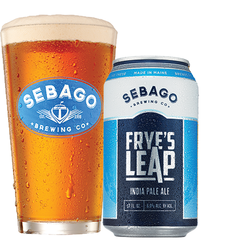 Sebago Brewing Frye's Leap