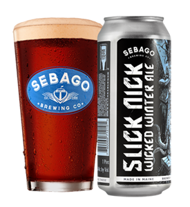 Sebago Brewing Slick Nick