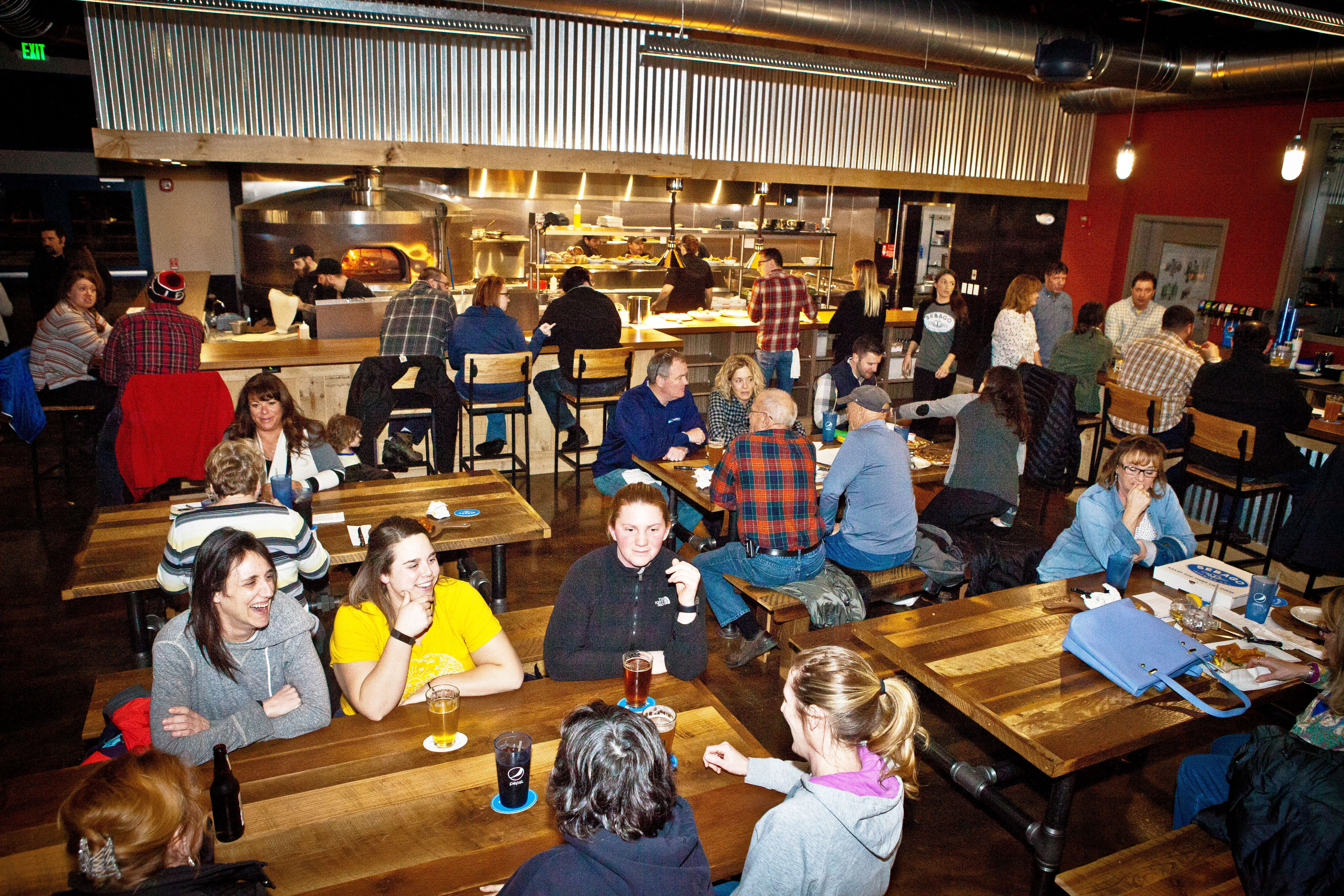 Destination Brewery open for business