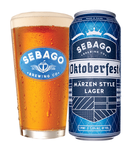 Oktoberfest by Sebago Brewing Company