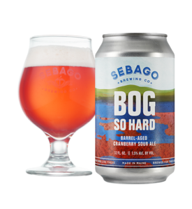 Bog So Hard by Sebago Brewing Company